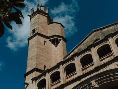 Iglesia de Laguardia